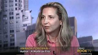 "BookTV: After Words: ""A World on Fire: Britain"
