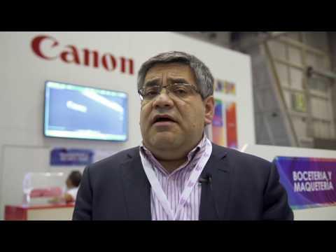 Canon Chile en Print Santiago 2016
