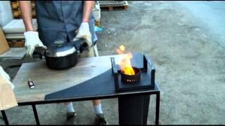 Repeat youtube video gassificazione pirolitica di legna barbecue