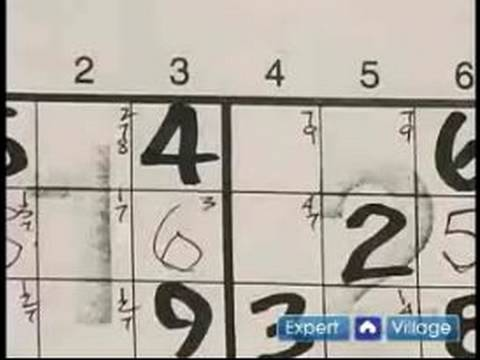 How To Play Sudoku Puzzles Sudoku Puzzle Tips On Using Twins