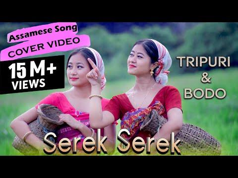 Assamese Dance Cover || Tripuri & Bodo  || Performance by_Hana & Manorama_ FHD 2020