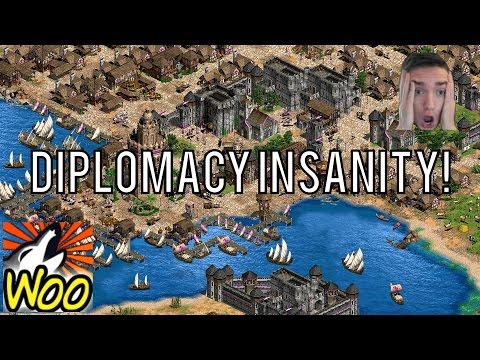 Pilgrims Diplomacy Insanity!