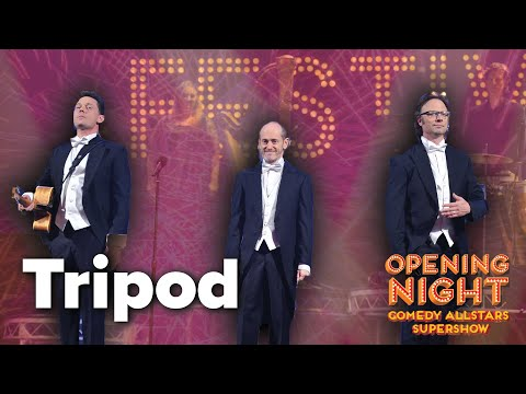 Tripod - 2015 Opening Night Comedy Allstars Supershow