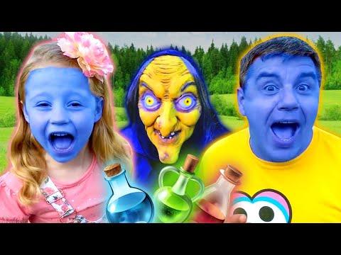 Nastya E Pai Melhores Histórias Mágicas E Engraçadas Para Crianças
