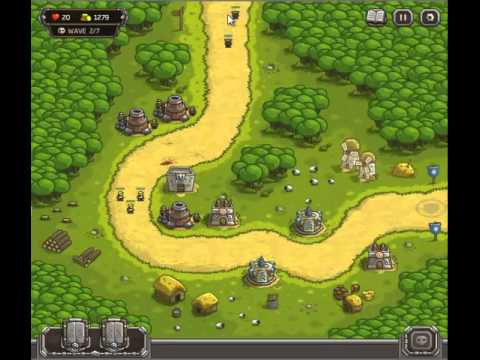 kingdom rush hacked android