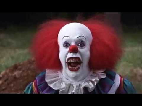 Stephen King's IT 1990 Film TV Clips I'm Not Afraid Of You!