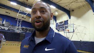 Cam Joyce is St. Ignatius' new basketball coach