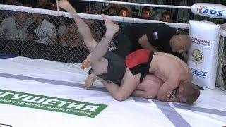 Pisarev vs Dzeytov | Писарев vs Дзейтов, Road to M-1:Battle in Nazran 4