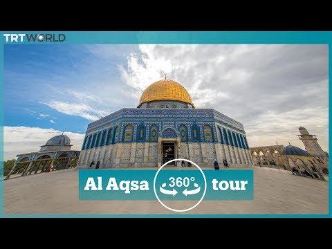 360 tour of Al Aqsa compound