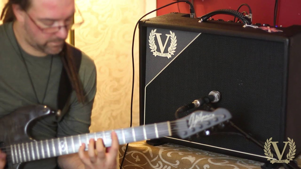 Victory Amplification V10 The Baron Guitar Amplifier - Music