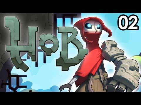 Hob | Episode 2 - Electric Slide (Hob Gameplay)