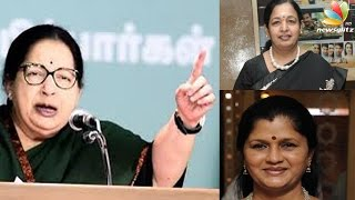 Jayalalitha forms 11 member team to tackle strong DMK opposition | Latest Tamil News