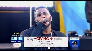 Video Jason Derulo - If Im Lucky - GMA (LIVE) download MP3, 3GP, MP4, WEBM, AVI, FLV Juli 2018
