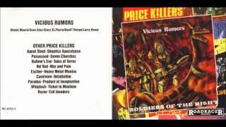 Vicious Rumors - Medusa HQ