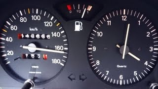 Peugeot 106 Acceleration 0-100 Top Speed & Sound Test