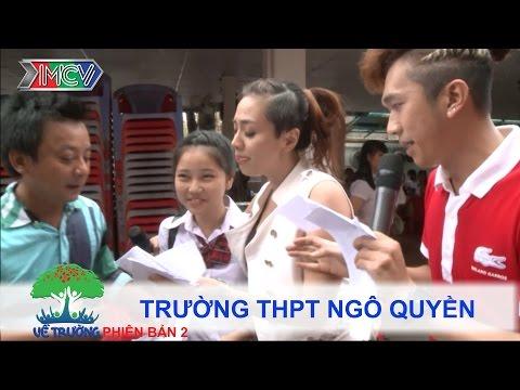 Trường THPT Ngô Quyền | VỀ TRƯỜNG | mùa 2 | Tập 72