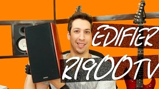 monitores R1900TV da Edifier! (Review)  Marino Scheid