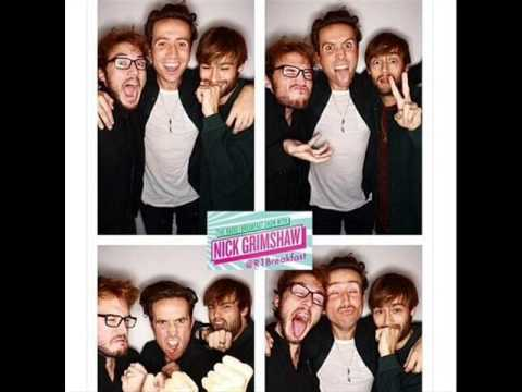 Douglas Booth and Sam Clafin visit the Breakfast Show