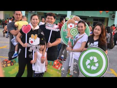 Earth Warriors Project 2015 by Great Heart Charity