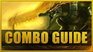 Renekton Combo Guide - How to win trades and maximize your damage