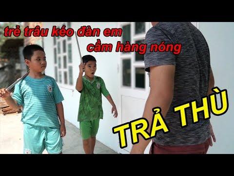 Trẻ Trâu Troll Đến Tận Nhà Trả Thù Và Cái Kết | TQ97