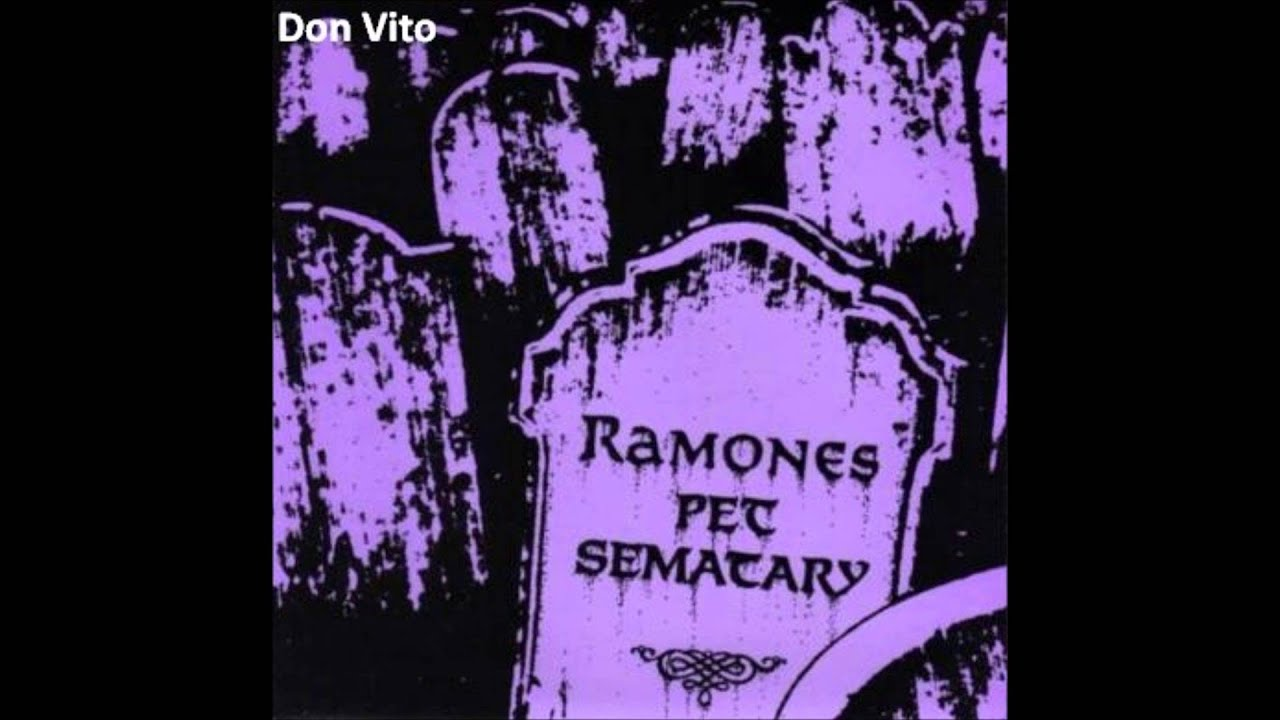 Image result for pet sematary ramones