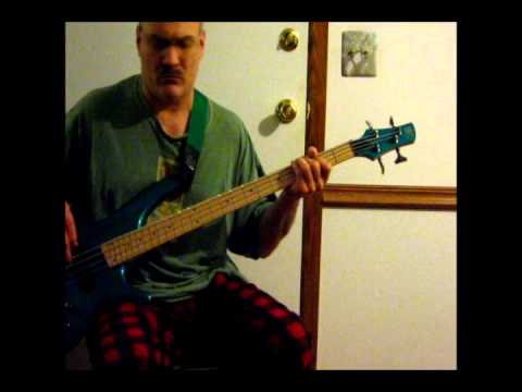 Real Good Man: Bass Cover