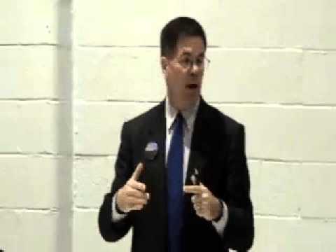 Rauterkus vs. Lamb, lone city controller's debate. Oct 29, 2007