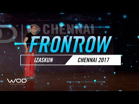 Izaskun | FrontRow | World of Dance Chennai Qualifier 2017 | #WODCHE17