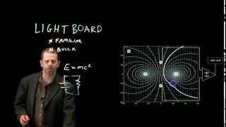 Lightboard (a.k.a. learning glass) open source https://lightboard.info