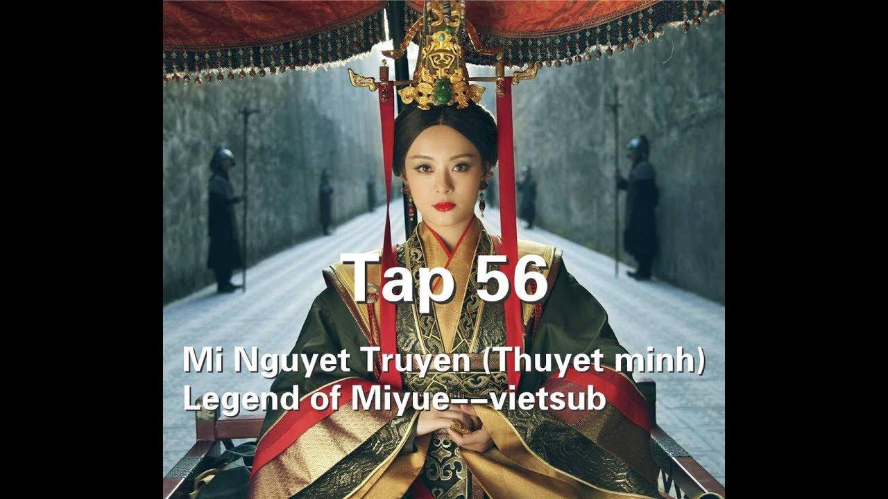 Mới Nhất Mị Nguyệt Truyện (Thuyết minh) Tập 56--Legend of Miyue--vietsub