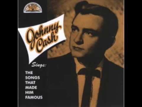 Johnny Cash  Sings the Songs That Made Him Famous 1958
