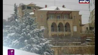 You Report - Lebanon Under the Snow