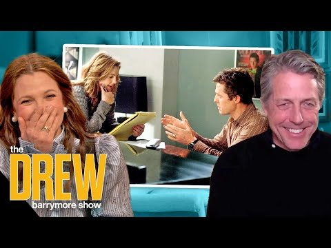 Hugh Grant on Why Hating Rom-Com Music and Lyrics Is Impossible and Drew's Impressions on Set