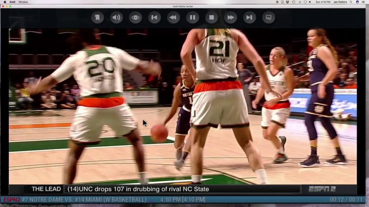 HOW TO AUTHENTICATE ESPN3 ON KODI