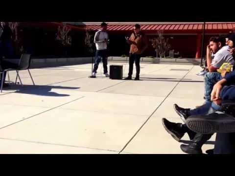 Black Diamond High School | Rap Contest | [Ft. Young Dedicate, Deante, Jojo, Rakim]