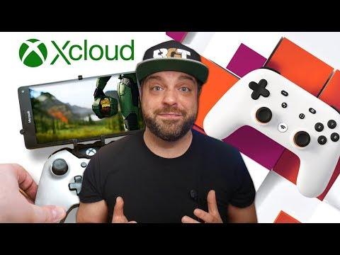 Why xCloud Just KILLED Google Stadia!