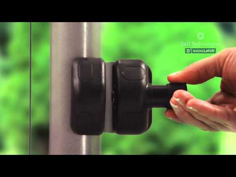 MagnaLatch Lockable Side Pull Product Video