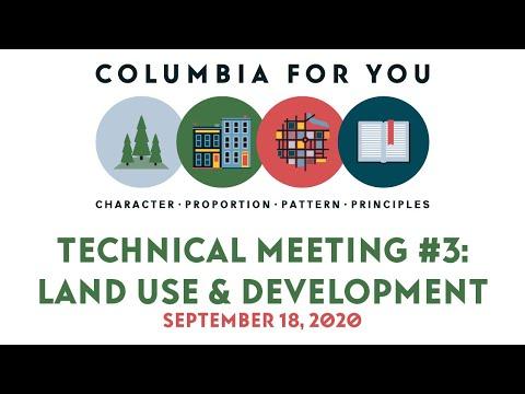 Planapalooza Technical Meeting #3: Land Use & Development