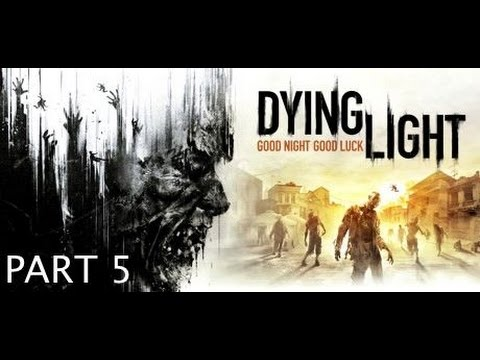 Dying Light part 5- DLC weapon the Night Club