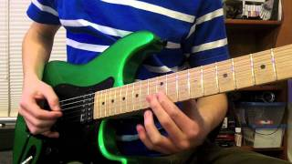 Star Power/Wing Cap Theme (Super Mario 64) on Guitar