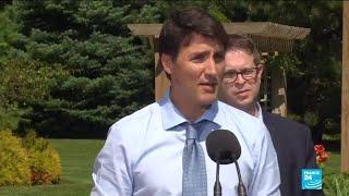 """Affaire SNC-Lavalin au Canada : Trudeau accusé de conflits d'intérêt, il assume ses """"erreurs"""""""