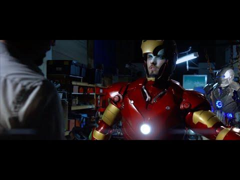 Iron man Scene (General American)