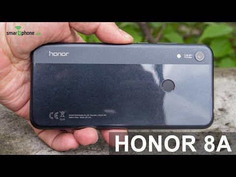 Honor 8A - смартфон с хорошими камерами и NFC за $150