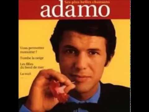 Salvatore Adamo En mi Canasta Original