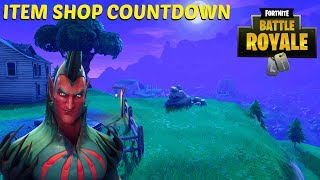 Fortnite:Battle Royale Item Shop Countdown - New Fortnite Skins Coming Soon