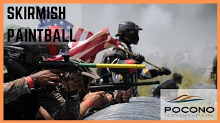 Pocono TV Network | Skirmish Paintball | Fall