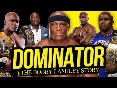 DOMINATOR | The Bobby Lashley Story (Full Career Documentary)
