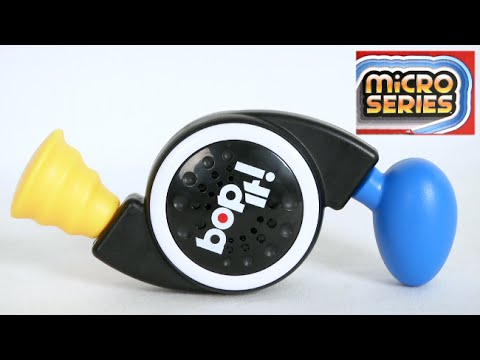 Bop It Micro Series Game Review Hasbro Toys Games Youtube
