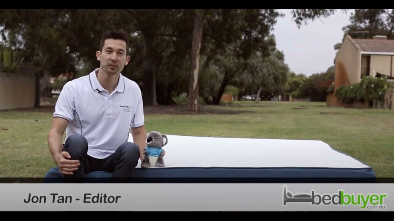 The Koala Mattress Video Review Youtube